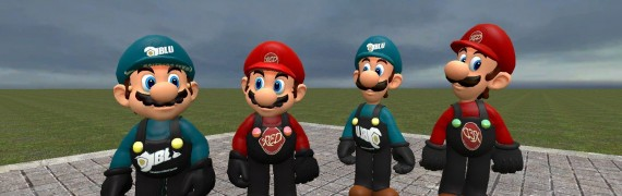 TF2 Styled Mario and Luigi.zip