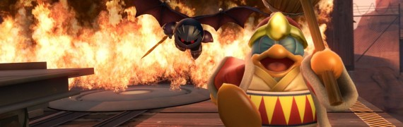 Meta-Knight and King DeDeDe