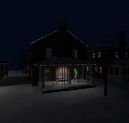 ttt_xmas_apehouse For Garry's Mod Image 1