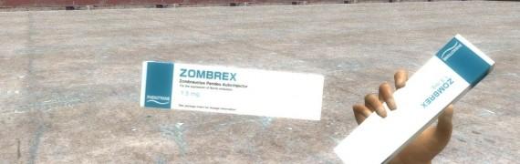 Dead Rising 2 Zombrex prop