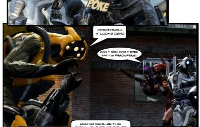 Mass Effect 3 Geth For Garry's Mod Image 1