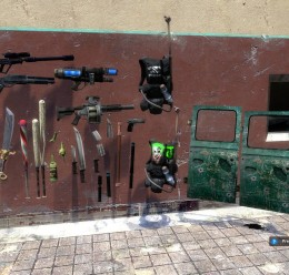 batman_arkham_city_weapons_and For Garry's Mod Image 1