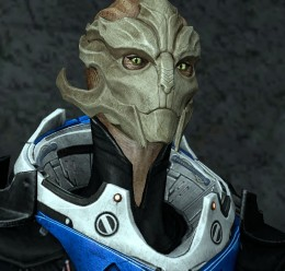 Blue Suns Turian Females Hexed For Garry's Mod Image 1