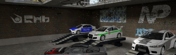Baltic Police and race skin