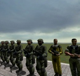 halo_marines.zip For Garry's Mod Image 1