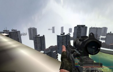 battlefield_3_m4a1_addon.zip For Garry's Mod Image 2