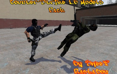 counter-strike_1.6_model_pack. For Garry's Mod Image 1