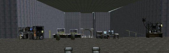 Stargate SGC Base.zip