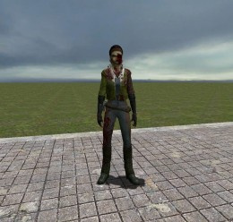 zombie_alyx_skin.zip For Garry's Mod Image 1
