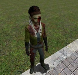 zombie_alyx_skin.zip For Garry's Mod Image 2