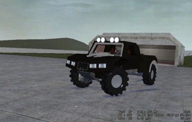 butler's_trophy_truck.zip For Garry's Mod Image 1