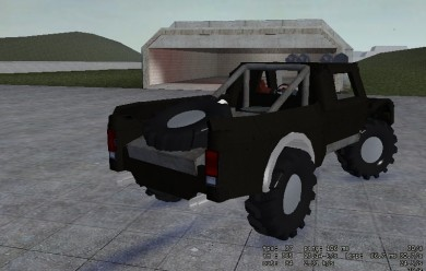 butler's_trophy_truck.zip For Garry's Mod Image 2