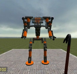 Mechanical Robot v1 For Garry's Mod Image 1