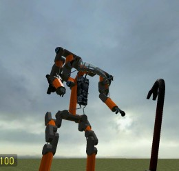 Mechanical Robot v1 For Garry's Mod Image 3