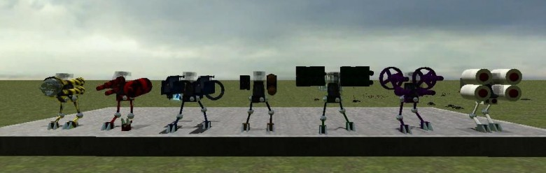 Mechs For Garry's Mod Image 1