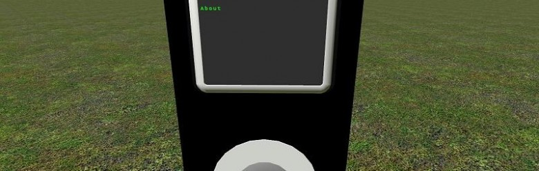 ipod_by_drunkie.zip For Garry's Mod Image 1