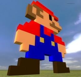 mario_8_bit.zip For Garry's Mod Image 3