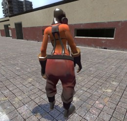 pyro_girl.zip For Garry's Mod Image 3