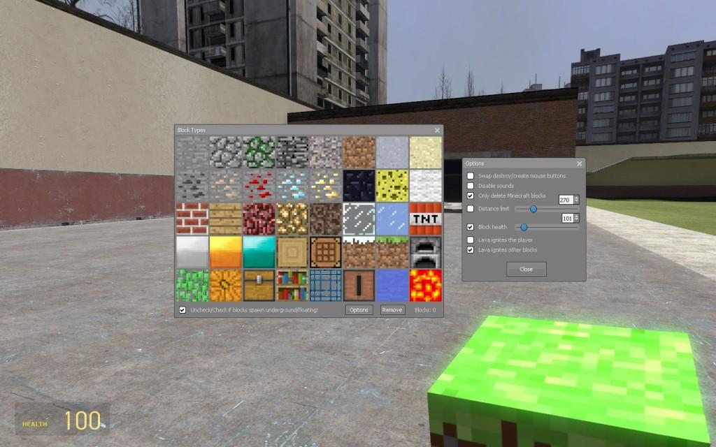 Моды, карты и текстуры для Minecraft