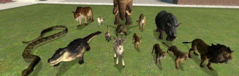 Animal SNPCs For Garry's Mod Image 1