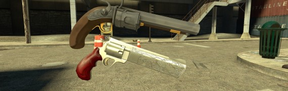 TF2 The French Flintlock hexed