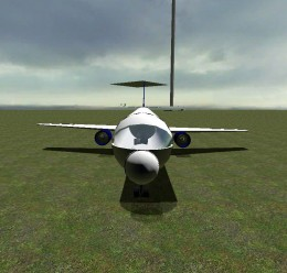 Passenger airplane For Garry's Mod Image 2