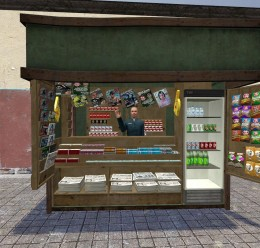 magazine_kiosk.zip For Garry's Mod Image 1
