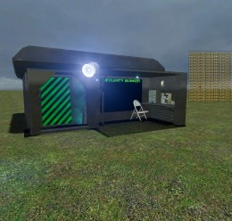 security_bunker.zip For Garry's Mod Image 1