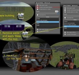 Advanced Sleep'n'Wake STool For Garry's Mod Image 2