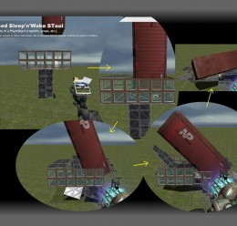 Advanced Sleep'n'Wake STool For Garry's Mod Image 3