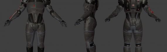 Mass Effect John Shepard