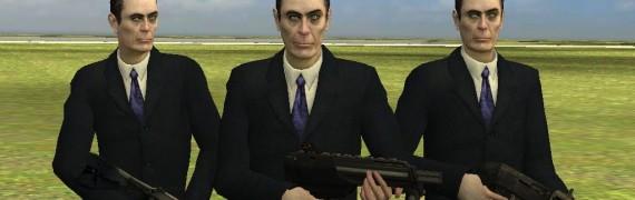 Agent Gman reskin