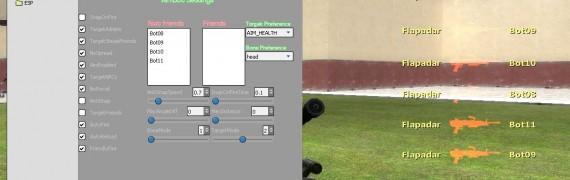 FapHack V2.7 - Aimbot + ESP