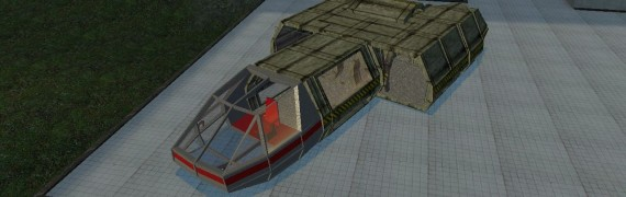spaceship v1.0 by sylas