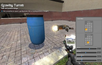 gravturret03.zip For Garry's Mod Image 2