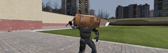 Combine-Boxhead Playermodel
