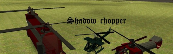 Shadow's chopper pack