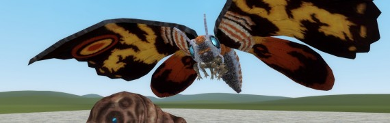 The Goddess of Peace: Mothra