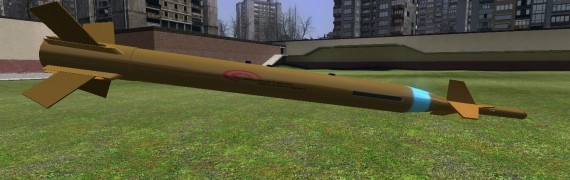 Air Strike - Laser Missile