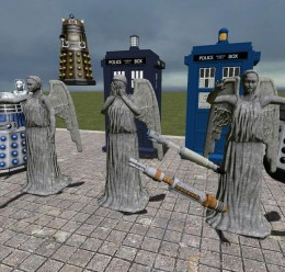 Doctor Who Pack-4 preview 1