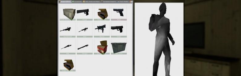 ttt_pointshop_weapons.zip For Garry's Mod Image 1
