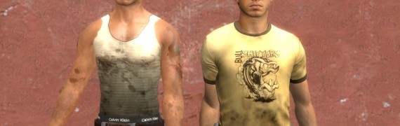 L4D2 Sleeveless Shirt Ellis he