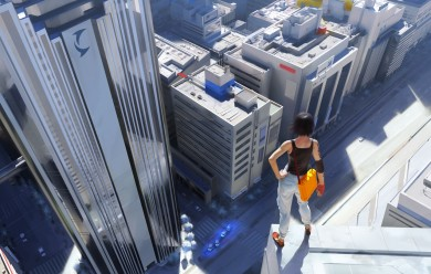 mirror's_edge.zip For Garry's Mod Image 1