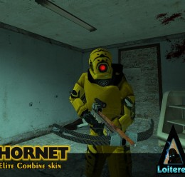 HORNET Elite Combine Skin.zip For Garry's Mod Image 2