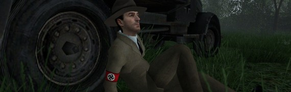 German(Nazi) Official Player