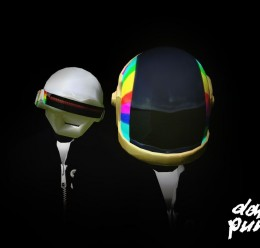 Sylph's Daft Punk Player Model For Garry's Mod Image 1