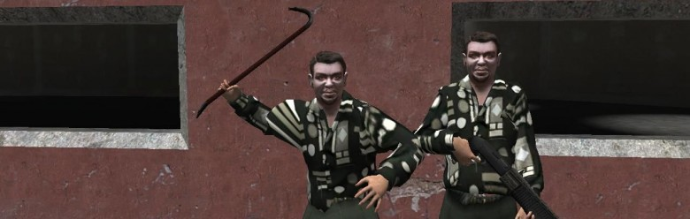 real_roman_player_and_npc.zip For Garry's Mod Image 1