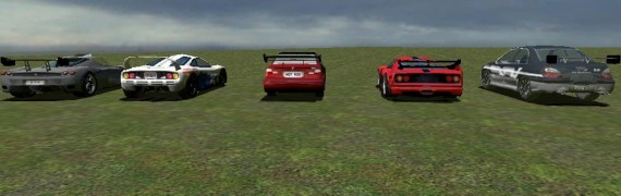 My Custom Cars