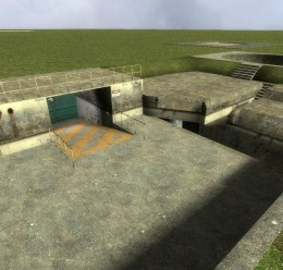gm_bunkerflatgrass For Garry's Mod Image 1