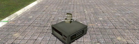 DarkRP Money Printer Extras1.1